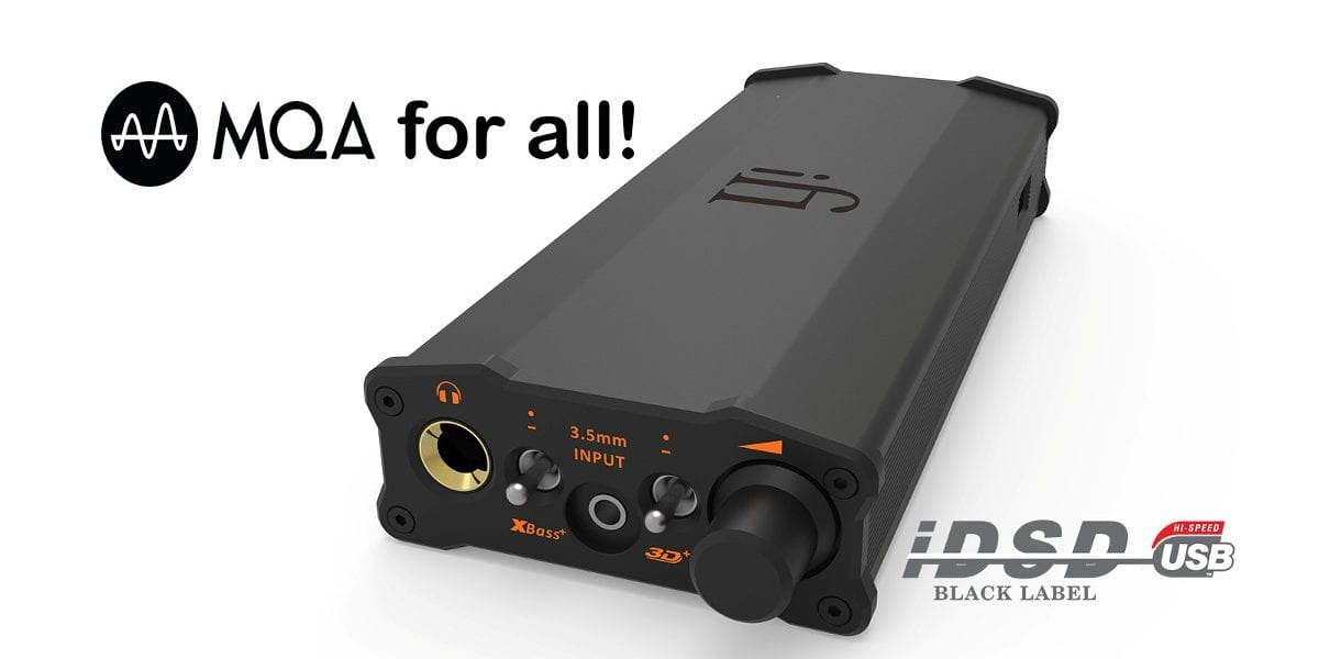 iFi iDSD Black Label