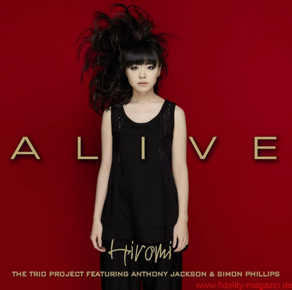 Hiromi –Alive