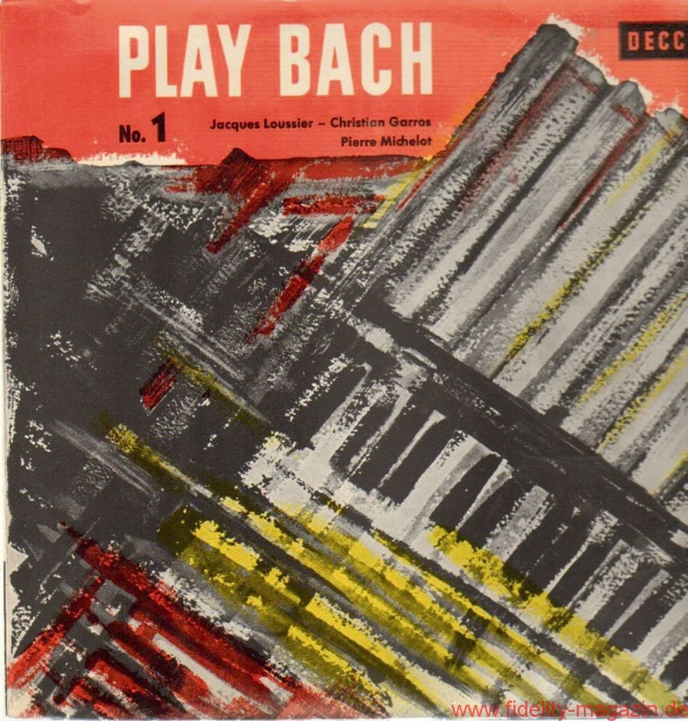 Jacques Loussier Trio - Play Bach No. 1