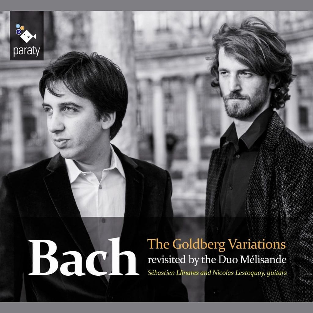 Duo Mélisande – Johann Sebastian Bach: The Goldberg Variations revisited