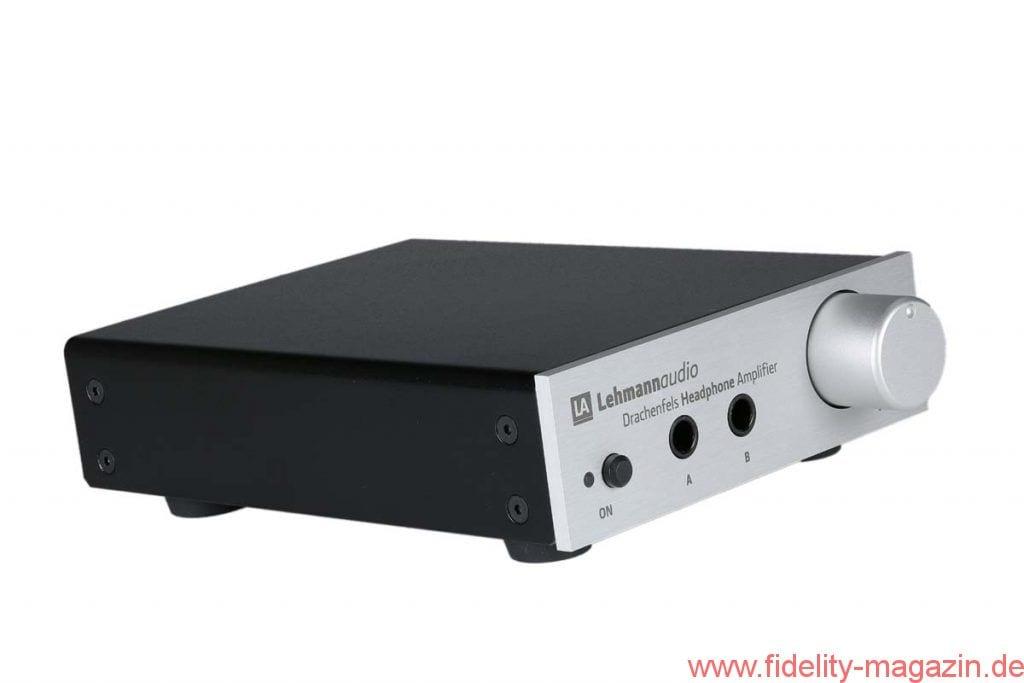Lehmann Audio Drachenfels Kopfhörerverstärker
