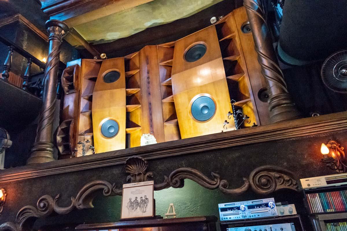 Lion Music Cafe Shibuya Tokyo
