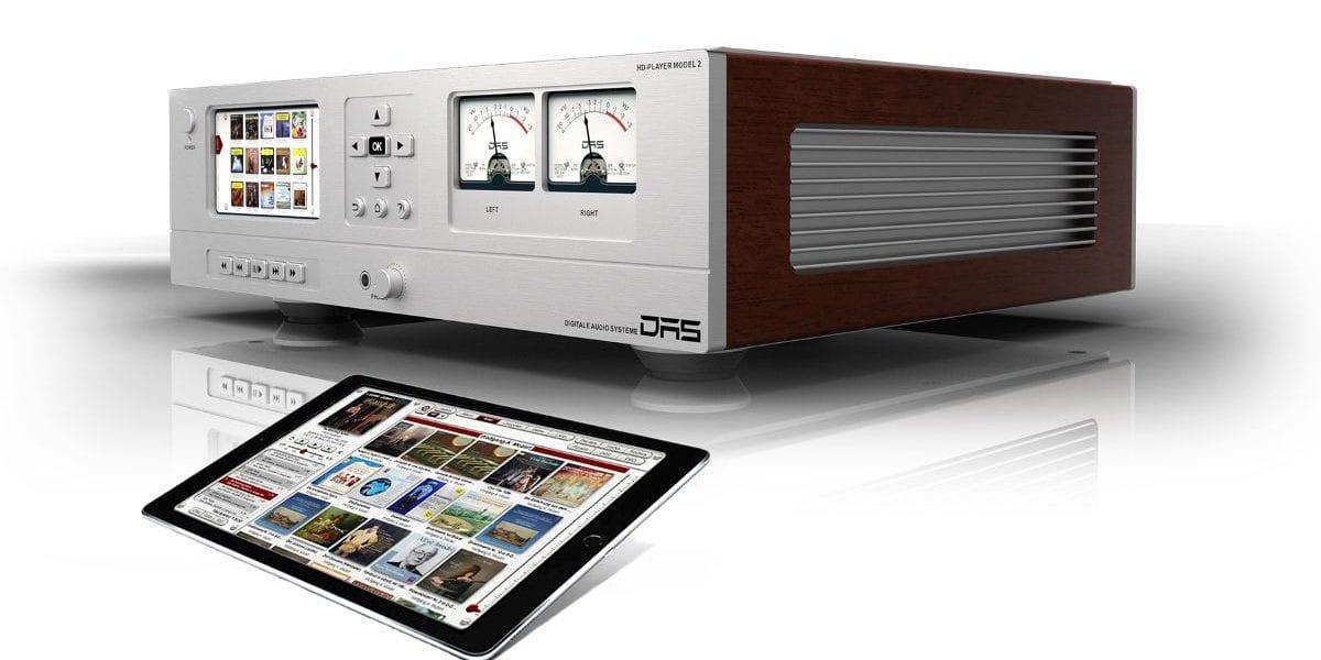 Digitale Audio Systeme