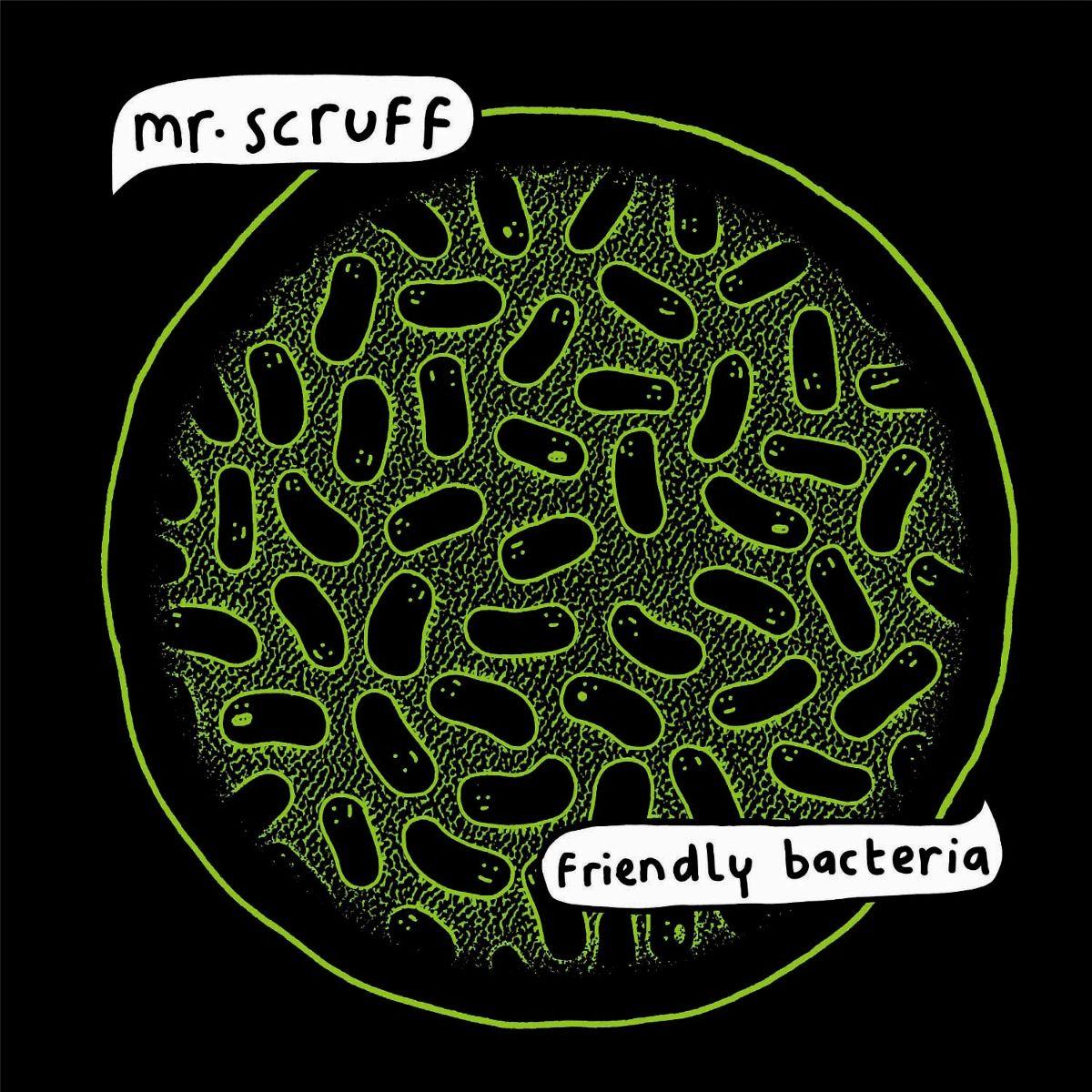 Mr. Scruff – Friendly Bacteria