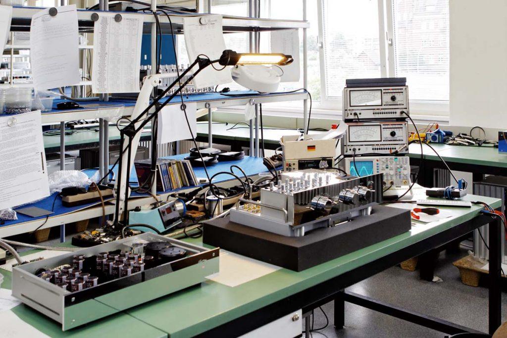 Burmester Audiosysteme GmbH, Berlin