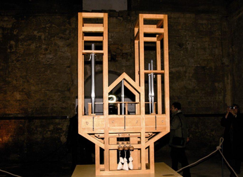 Cage-Orgel