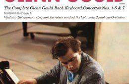 Glenn Gould – The complete Glenn Gould Bach Keyboard Concertos