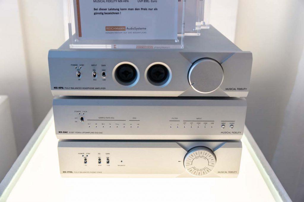 High End München 2018 Reichmann Audiosysteme