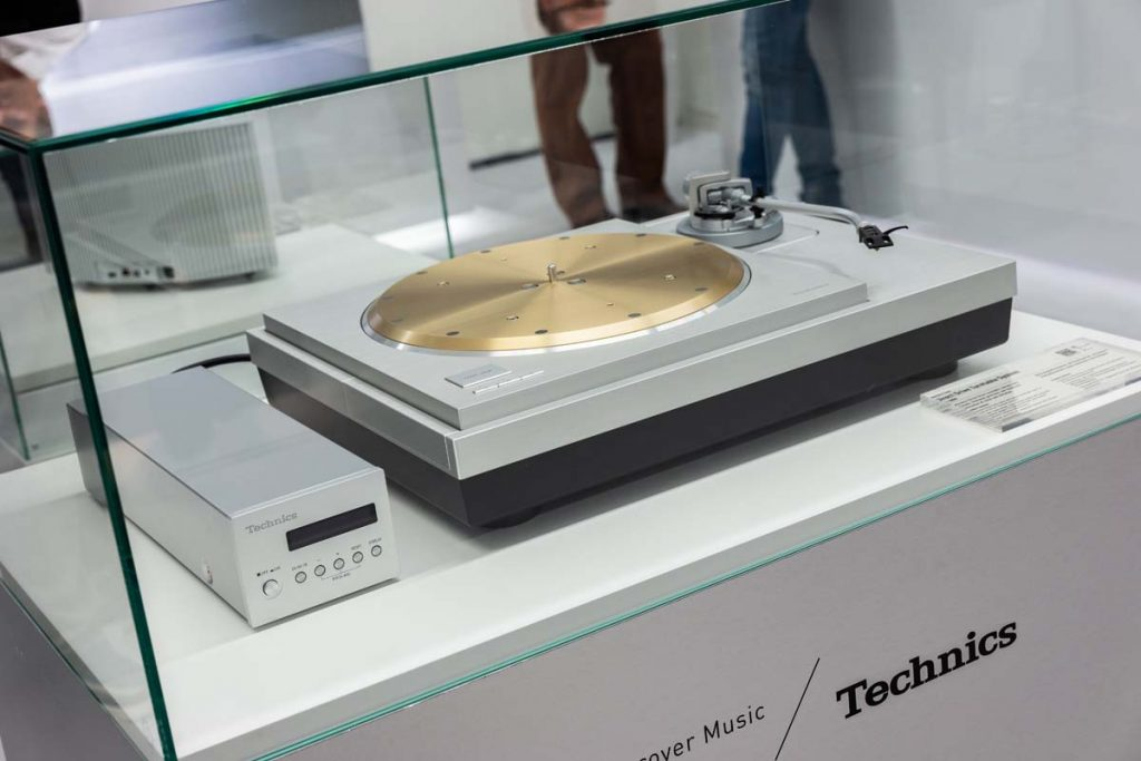 High End München 2018 Technics