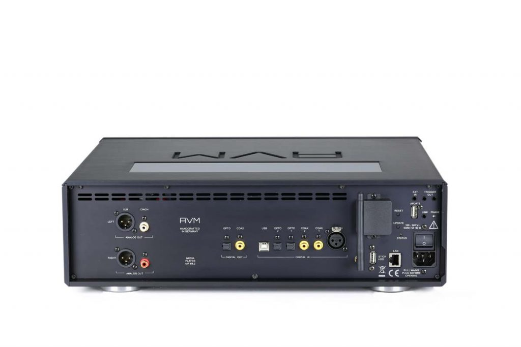 AVM Ovation MP 8.2 Digitalplayer