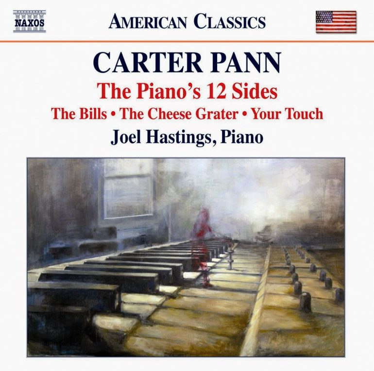 Joel Hastings: Carter Pann – The Piano's 12 Sides