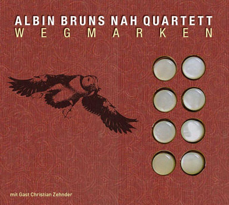 Albin Bruns Nah Quartett – Wegmarken