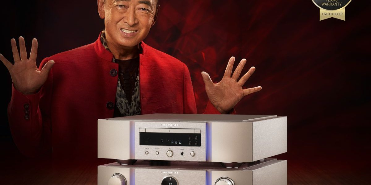 Marantz Ken Ishiwata