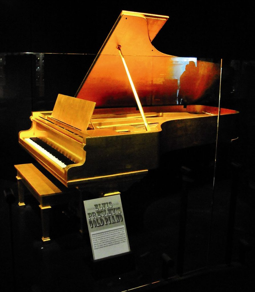 NASHVILLE elvis klavier