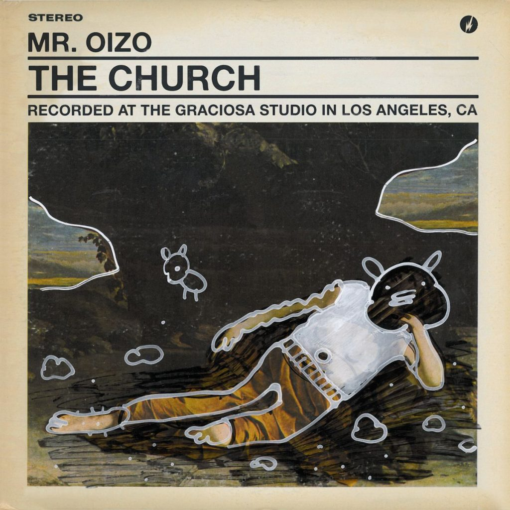 Mr Oizo – The Church