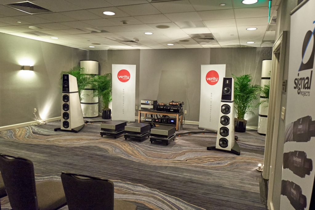 Rocky Mountain Audio Fest (RMAF) 2018, Denver Marriott Tech Center by Danny Kaey