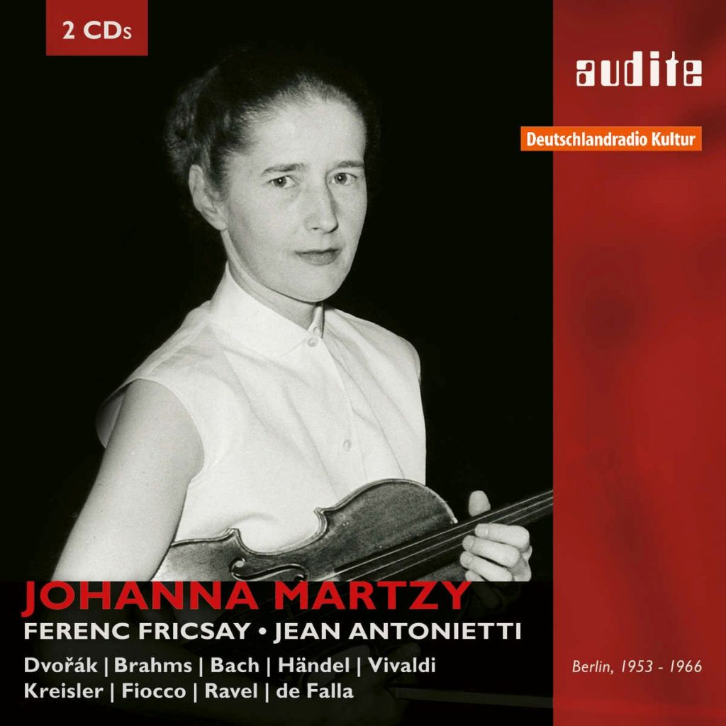 Johanna Martzy