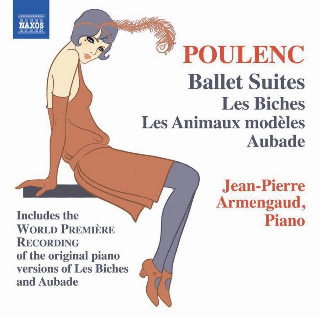 Jean-Pierre Armengaud – Poulenc: Ballet Suites