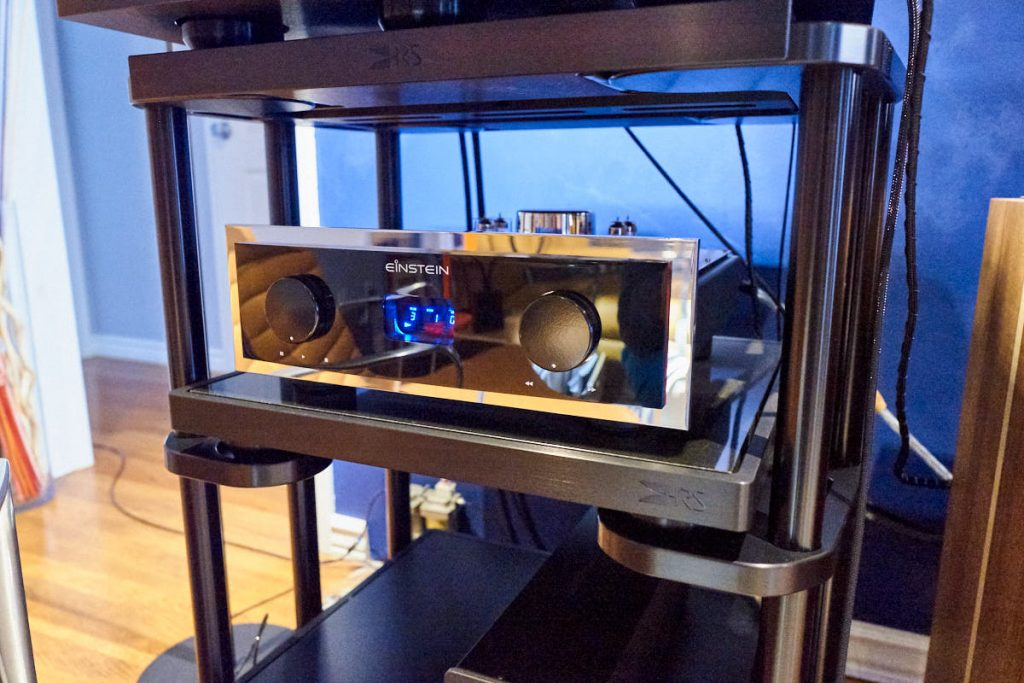 HRS SXR rack, M3X2 and S3 isolation base