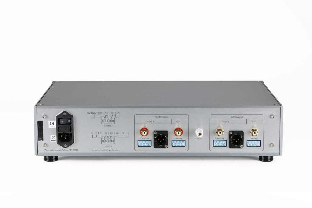Pass Labs XP-17 Phonovorverstärker