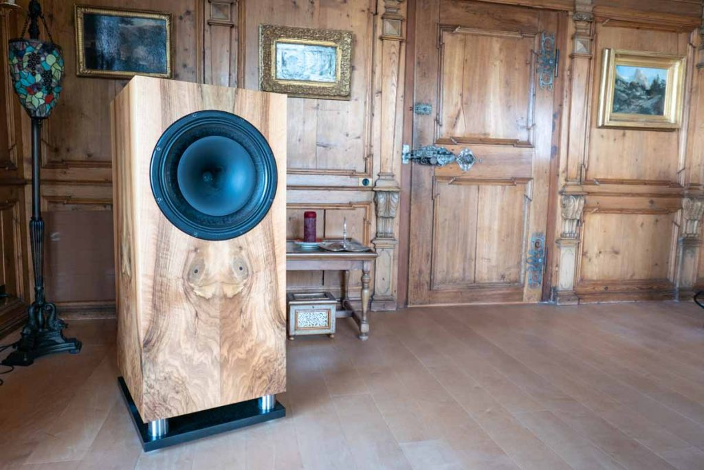 Musikzimmer des Herrn Xavier Y.