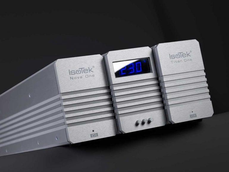 IsoTek Power Conditioner