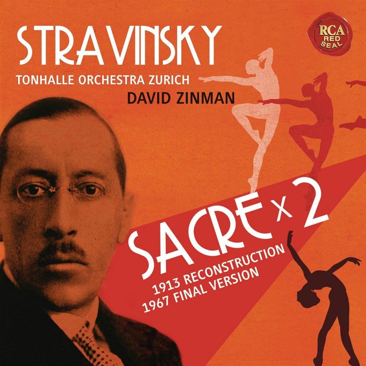 Strawinsky – Sacre × 2