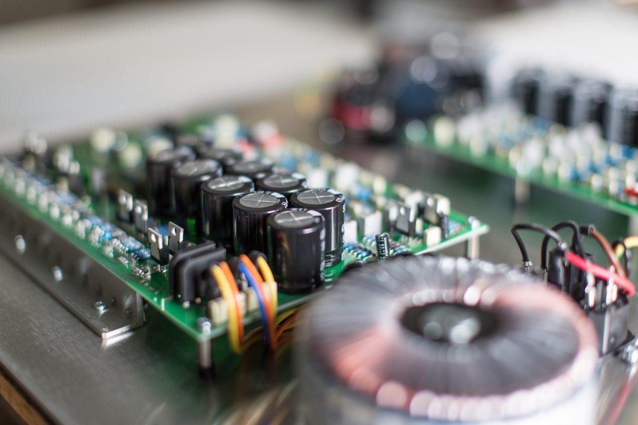 PSI Audio Verstärker
