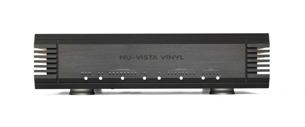 Musical Fidelity NuVista Phono-Preamplifier