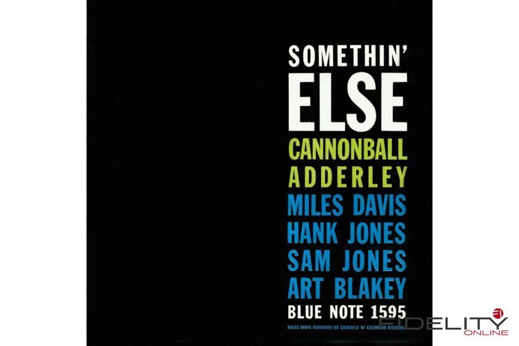 Album-Doppel Adderley Geils