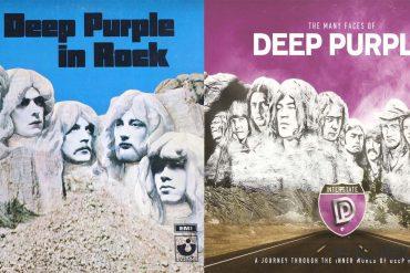 Album-Doppel Deep Purple