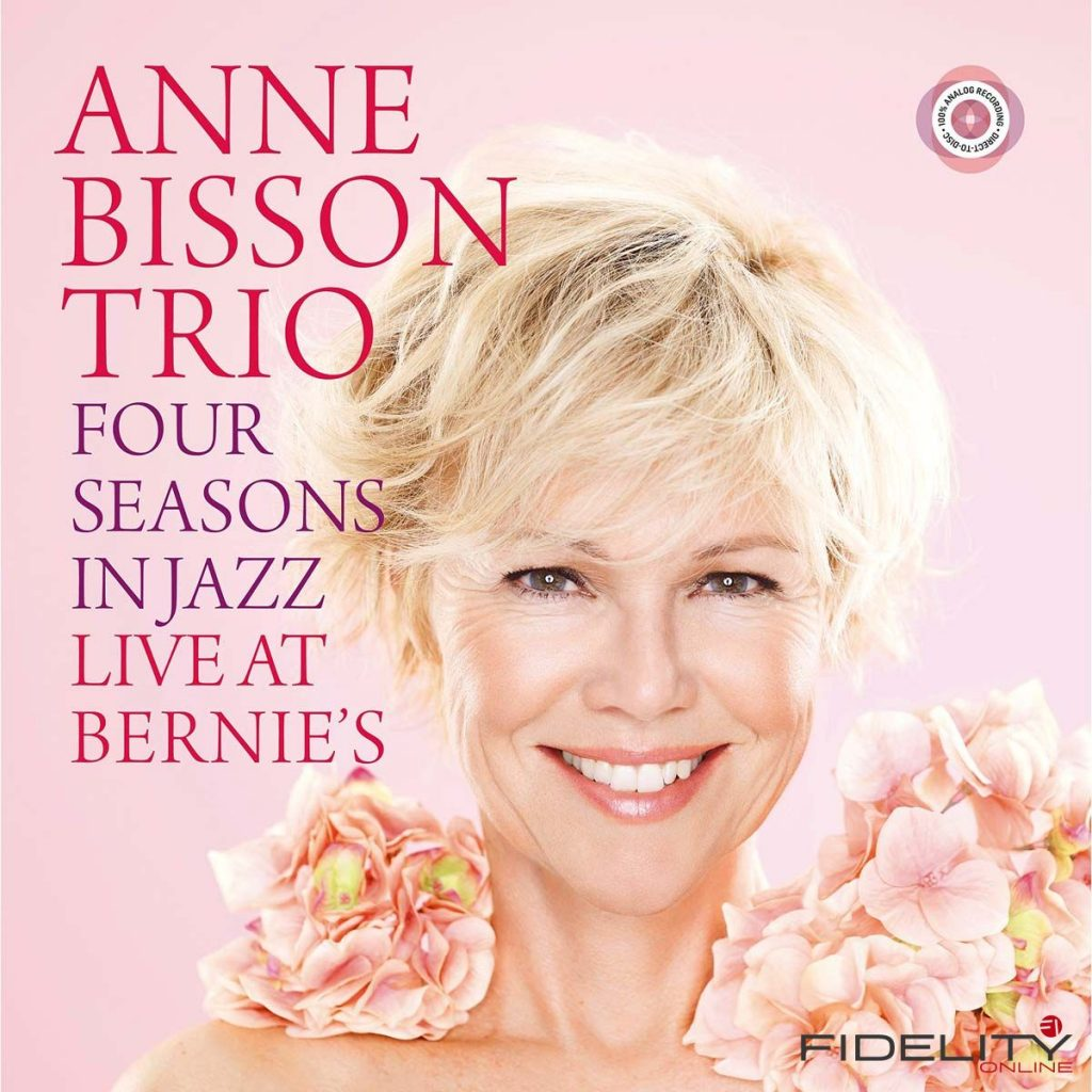Anne Bisson Trio, Four Seasons in Jazz