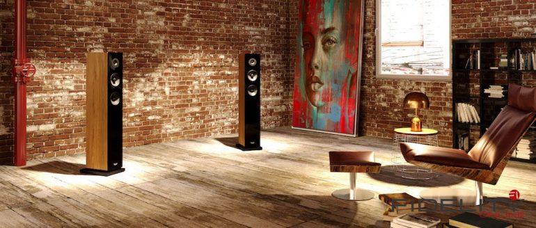 Audio Physic Bildergalerie