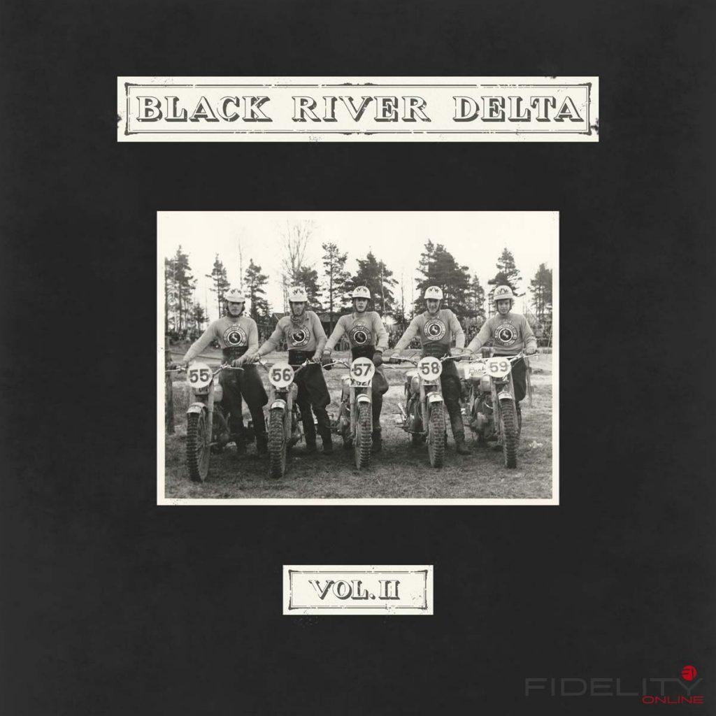 Black River Delta Vol. II Label: Radicalis Format: CD, LP, DL 16/44,1