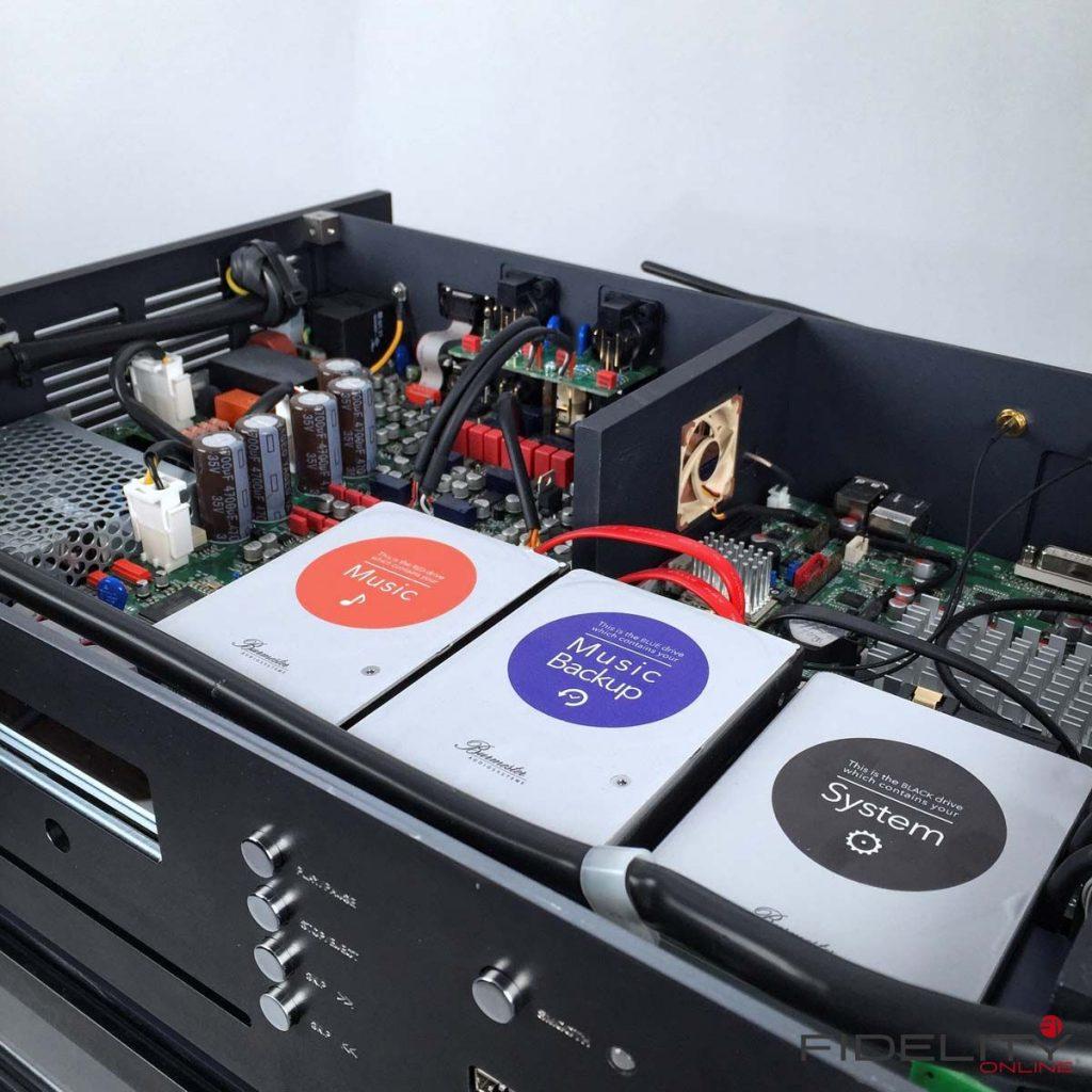 Burmester Phase 3 All-In-One Komplettsystem