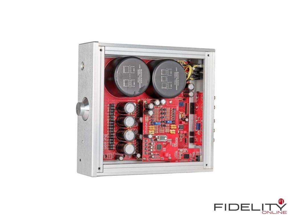Burson Conductor V2+ Kophörerverstärker/DAC/Vorstufe
