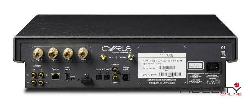 Cyrus Audio Lyric Rear