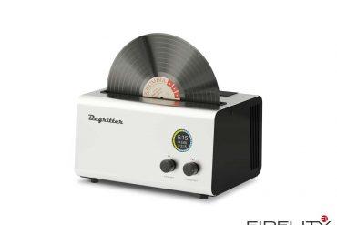 Degritter Ultraschall-Plattenreinigung