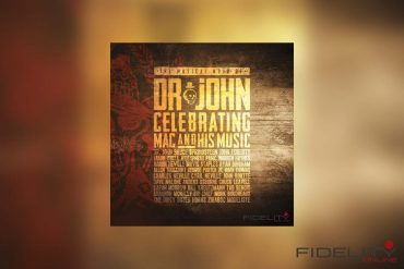 Dr. John Celebrating Mac and his Music