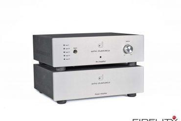 Echo Diastasis Vorverstärker PRE 79 und Endverstärker A 79