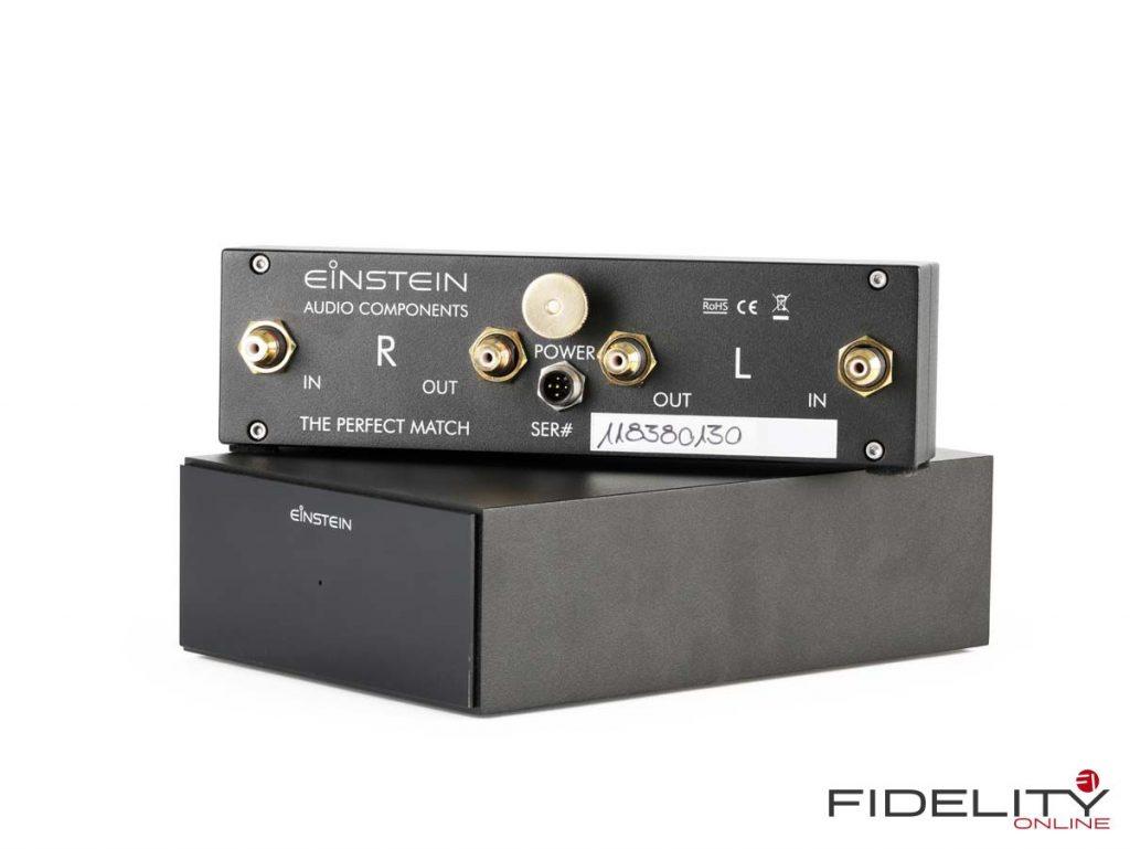 Einstein Audio The Perfect Match Phonovorverstärker