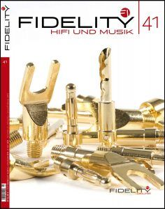 FIDELITY 41 Cover