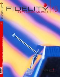 FIDELITY 43 Titelbild