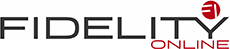 FIDELITY online Header Logo
