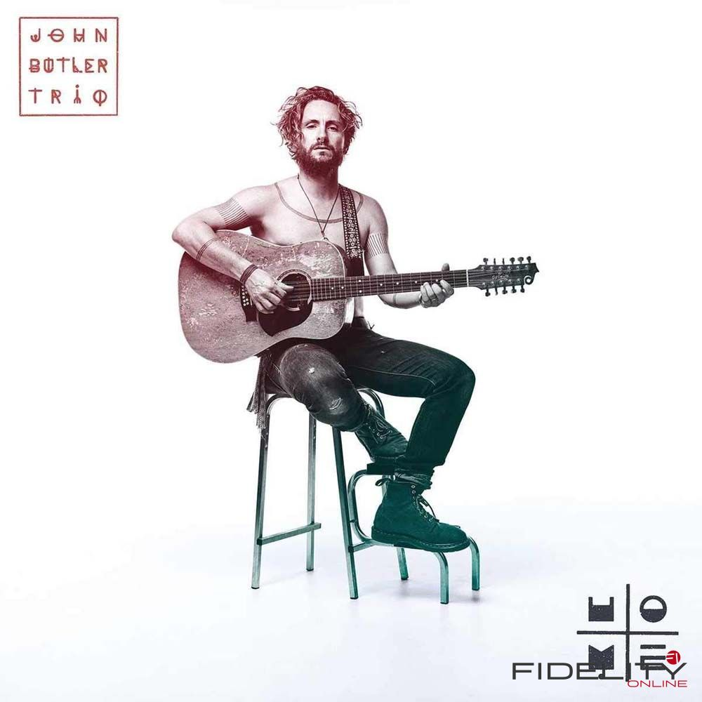 Funkidelity – Prof. P.'s Rhythm and Funk Revue John Butler