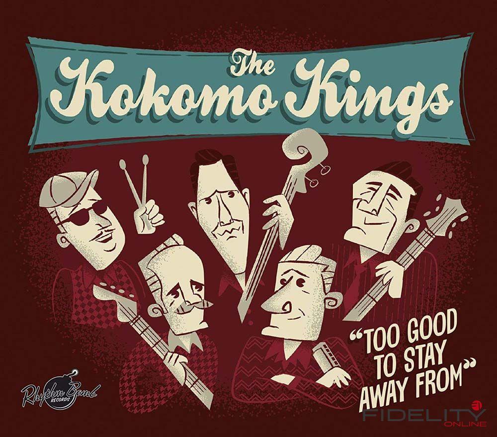 Funkidelity – Prof. P.'s Rhythm and Funk Revue Kokomo Kings