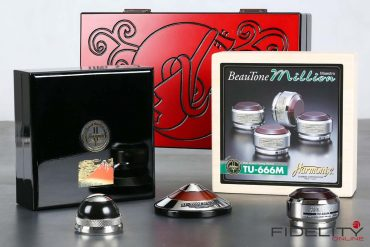 Harmonix Million Tuning-Devices, RF-999M, TU-666M, RS-1502M