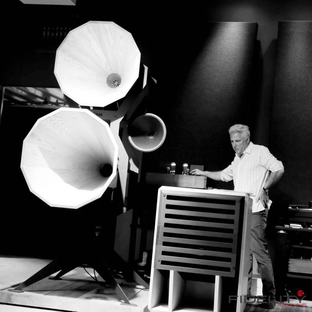 Jonathan Weiss Oswalds Mill Audio OMA