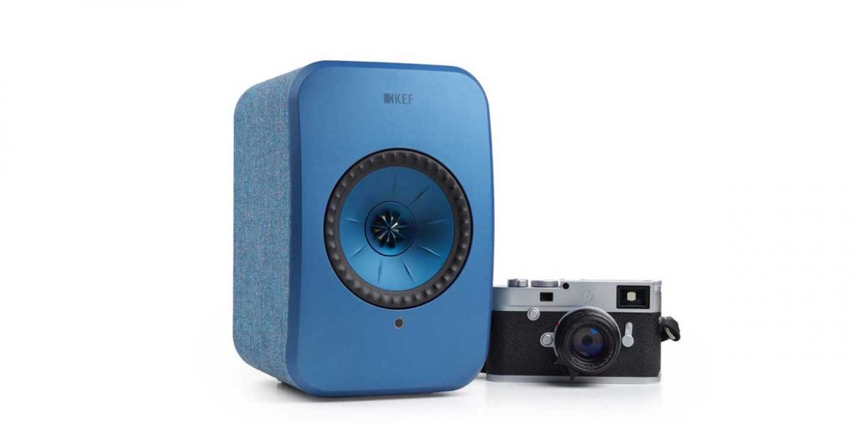 KEF LSX Aktives Wireless-Lautsprechersystem