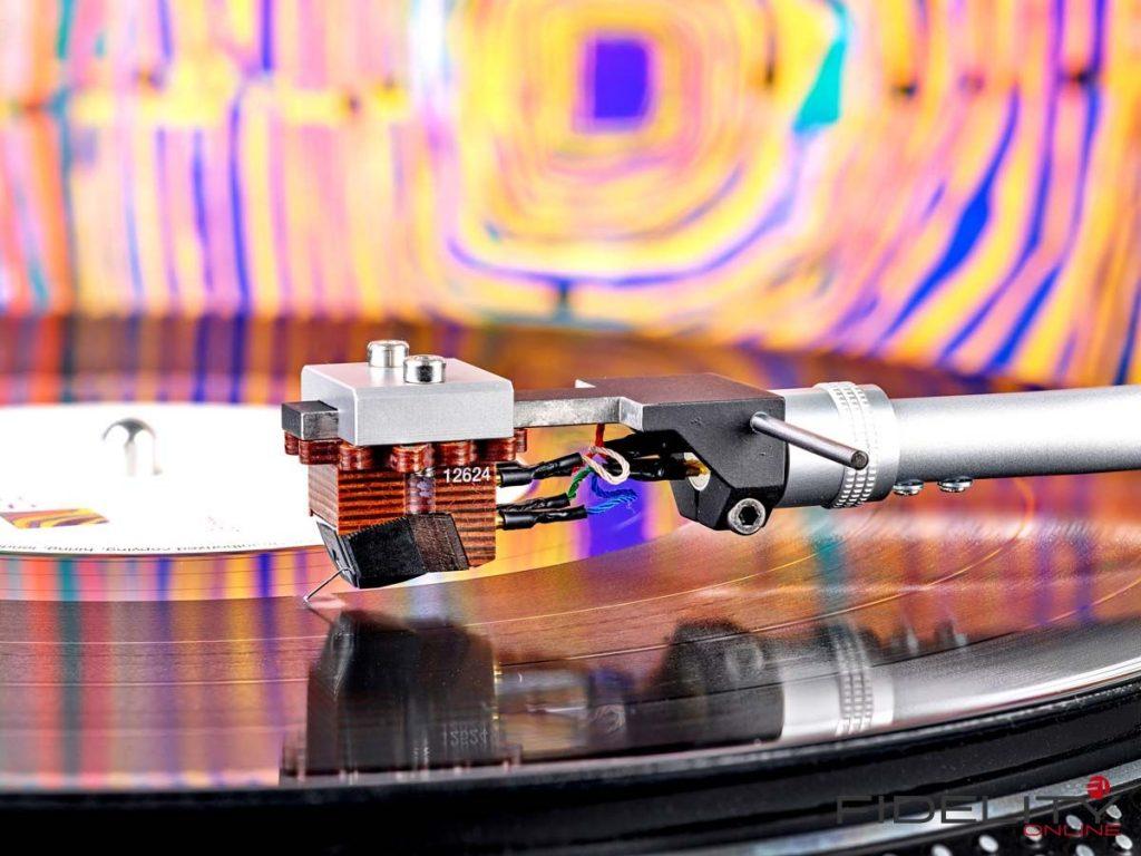 MC-Tonabnehmer Clearaudio Jubilee MC